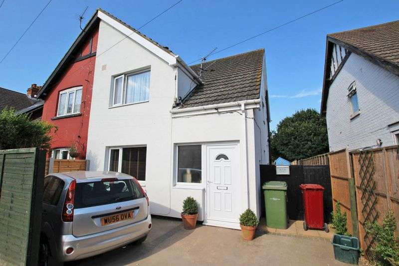 3 Bedrooms Semi Detached House for sale in MAYFIELD AVENUE, SOUTH KILLINGHOLME