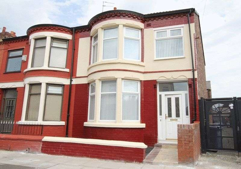 3 Bedrooms Terraced House for sale in Scotia Road, Old Swan, Liverpool, L13
