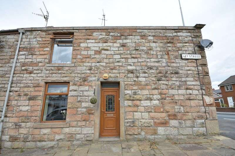2 Bedrooms Terraced House for sale in Ley Street, Baxenden