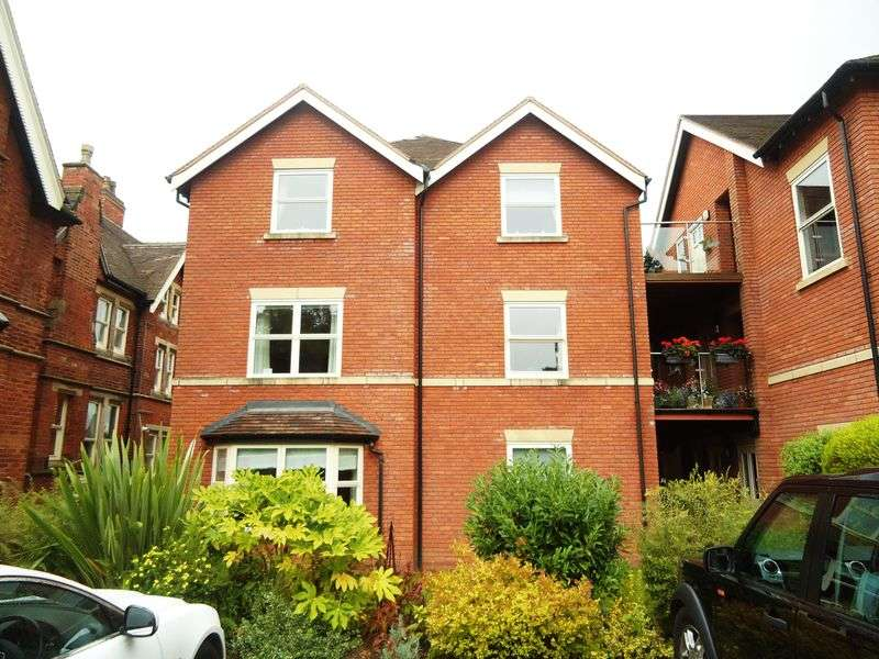 2 Bedrooms Flat for sale in Oakover Grange, Walton, Stafford