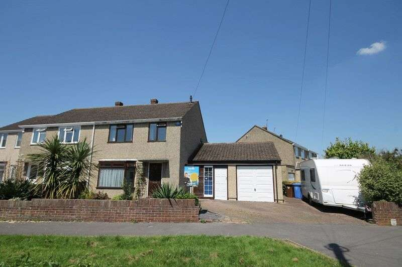 3 Bedrooms Semi Detached House for sale in KIDLINGTON