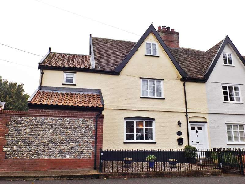 3 Bedrooms Cottage House for sale in The Street, Diss, Suffolk, IP22