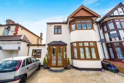 5 Bedrooms Semi Detached House for sale in Seven Kings, Ilford