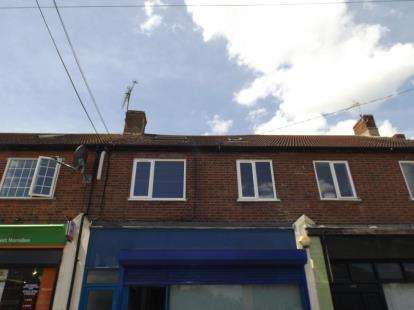 2 Bedrooms Flat for sale in West Horndon, Brentwood, Essex