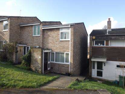 2 Bedrooms End Of Terrace House for sale in Turner Close, Oxford, Oxfordshire