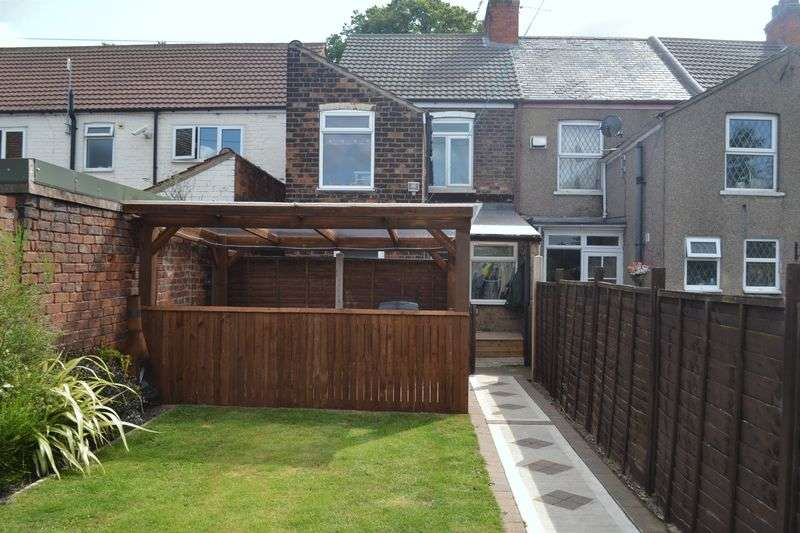 3 Bedrooms Terraced House for sale in Barrow Road, Barrow-Upon-Humber