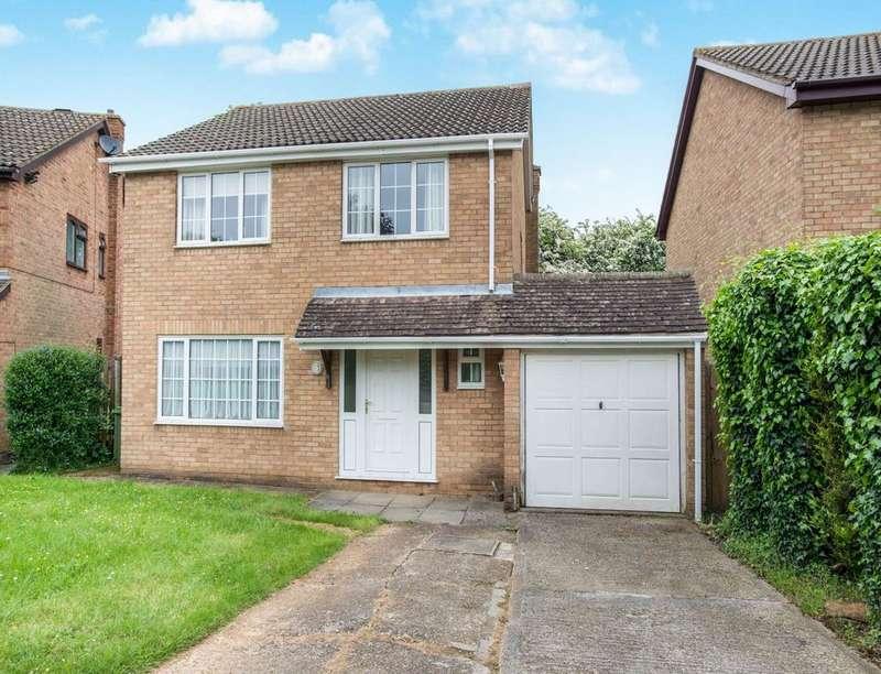 4 Bedrooms Detached House for sale in Hazelden Close, West Kingsdown, Sevenoaks, TN15