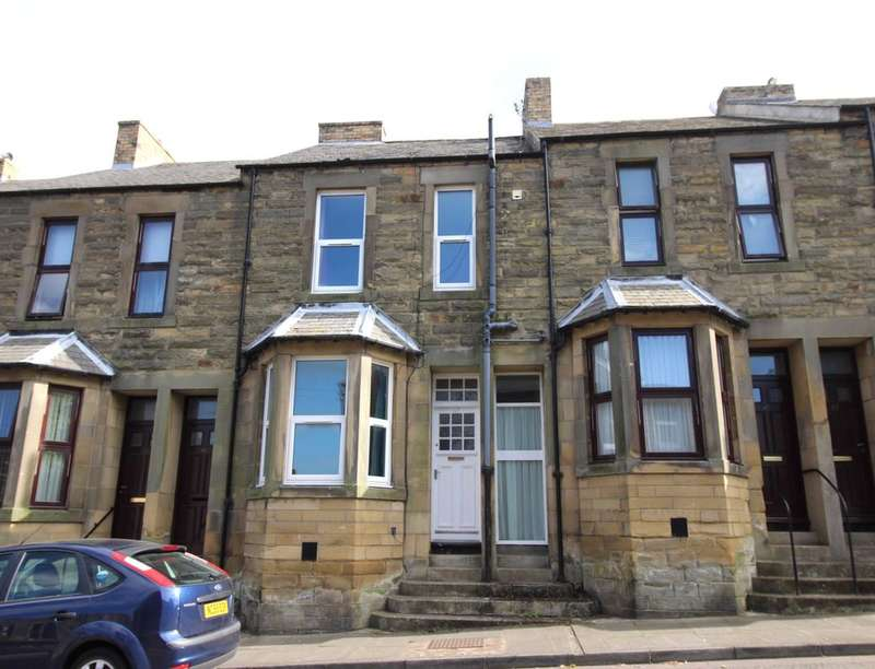 2 Bedrooms Property for sale in Lisburn Street, Alnwick, NE66