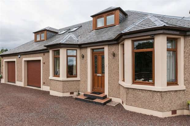 4 Bedrooms Detached House for sale in Lasswade Road, Edinburgh, Midlothian