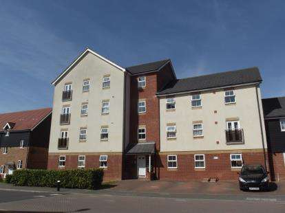 2 Bedrooms Flat for sale in Hedge End, Southampton, Hampshire
