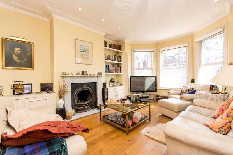 4 Bedrooms End Of Terrace House for sale in Hamilton Road, Dollis Hill, NW10