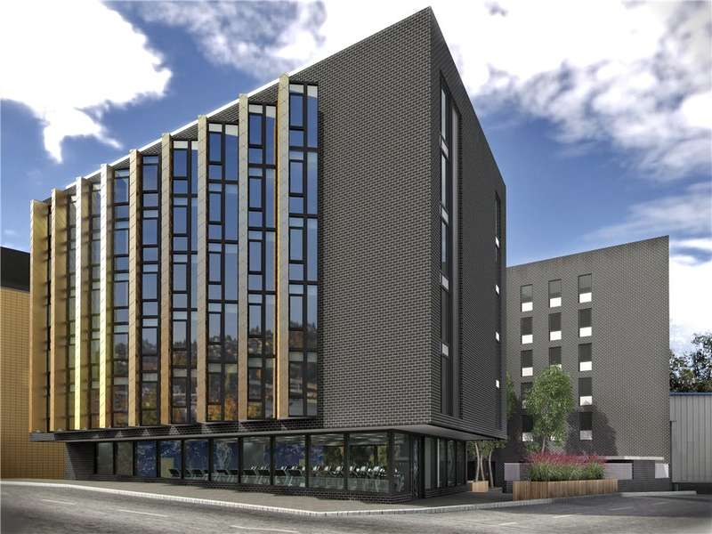 1 Bedroom Apartment Flat for sale in Egerton Street, Sheffield, S1
