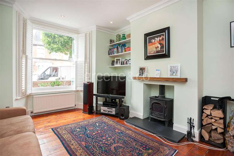3 Bedrooms Terraced House for sale in Ravenshaw Street, West Hampstead, NW6
