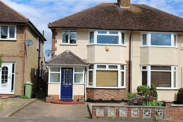 3 Bedrooms Semi Detached House for sale in Wolverton, Milton Keynes