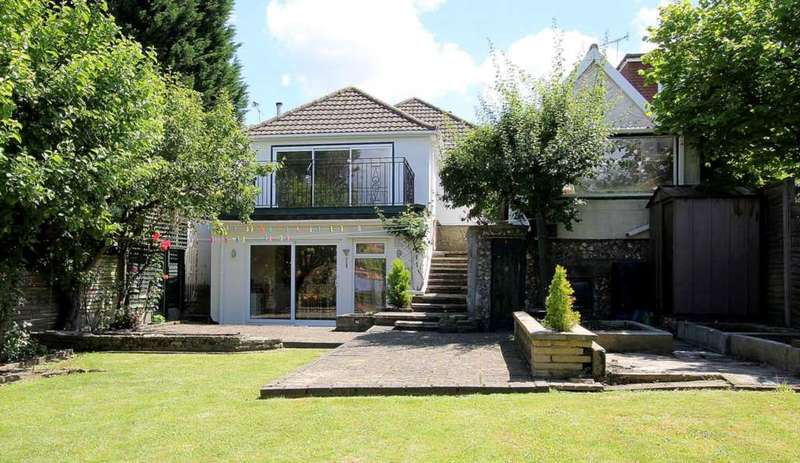 4 Bedrooms Detached House for sale in VERSATILE 4 BED DETACHED IN, Manor Estate, APSLEY