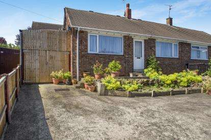 3 Bedrooms Bungalow for sale in Newport Crescent, Mansfield, Nottingham, Nottinghamshire