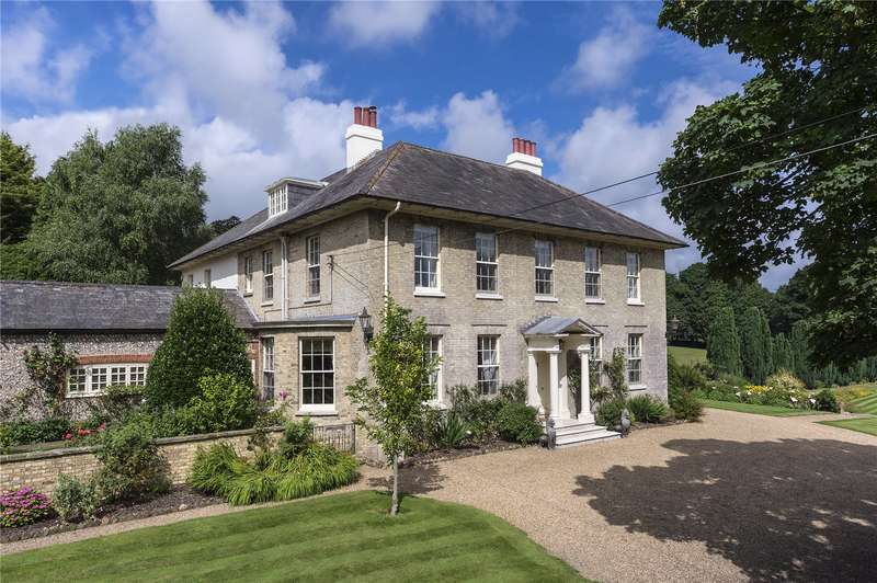 7 Bedrooms Detached House for sale in Annington Road, Bramber, Steyning, West Sussex, BN44