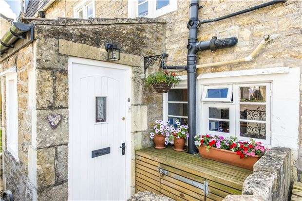 4 Bedrooms Terraced House for sale in Ashley Road, Bathford, Somerset, BA1