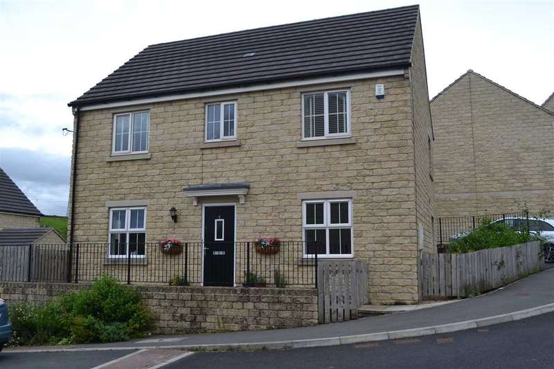 4 Bedrooms Detached House for sale in Rowlands Close, Thornton, Bradford