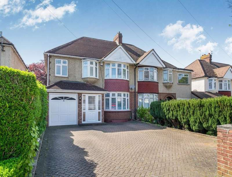 4 Bedrooms Semi Detached House for sale in City Way, Rochester, ME1