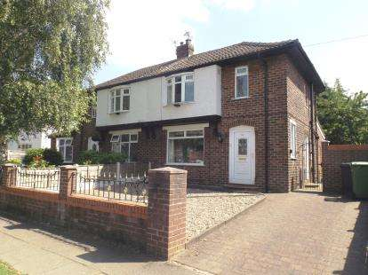 2 Bedrooms Semi Detached House for sale in Church Road, Urmston, Manchester, Greater Manchester