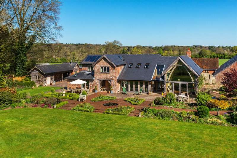 6 Bedrooms Detached House for sale in Wolfs Lane, Chawton, Alton, Hampshire, GU34