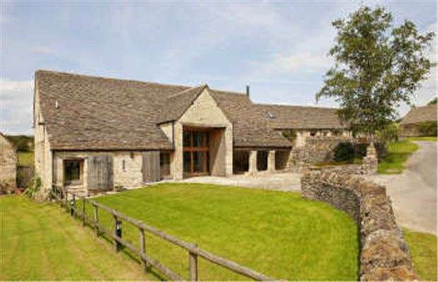 4 Bedrooms Detached House for sale in Upper Coberley,Cheltenham,Gloucestershire,