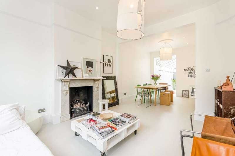 5 Bedrooms Terraced House for sale in Sulgrave Road, Brook Green, W6