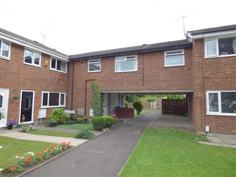 1 Bedroom Property for sale in Melbourne Close, Rochdale, Lancashire, OL11
