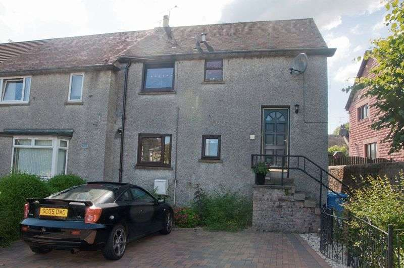 1 Bedroom Flat for sale in Upper Mill Street, Tillicoultry