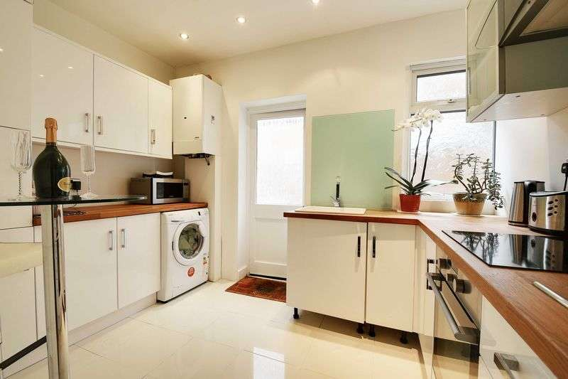 2 Bedrooms Flat for sale in Maryland Road, Wood Green, N22
