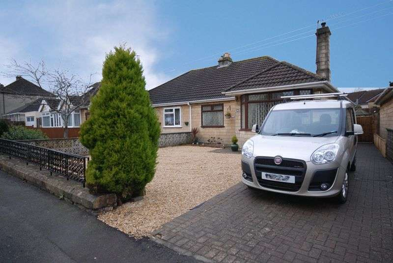 3 Bedrooms Semi Detached Bungalow for sale in The Hollow, Bath