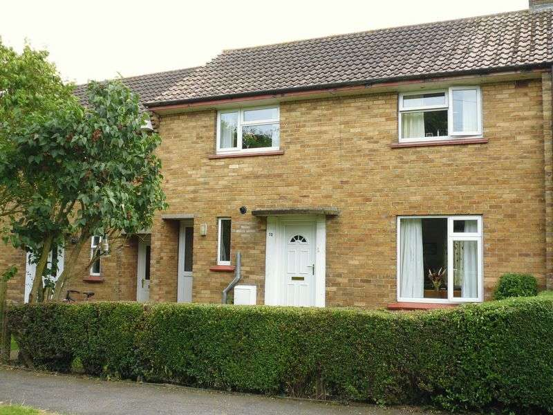 3 Bedrooms Terraced House for sale in Swan Close, Dunholme