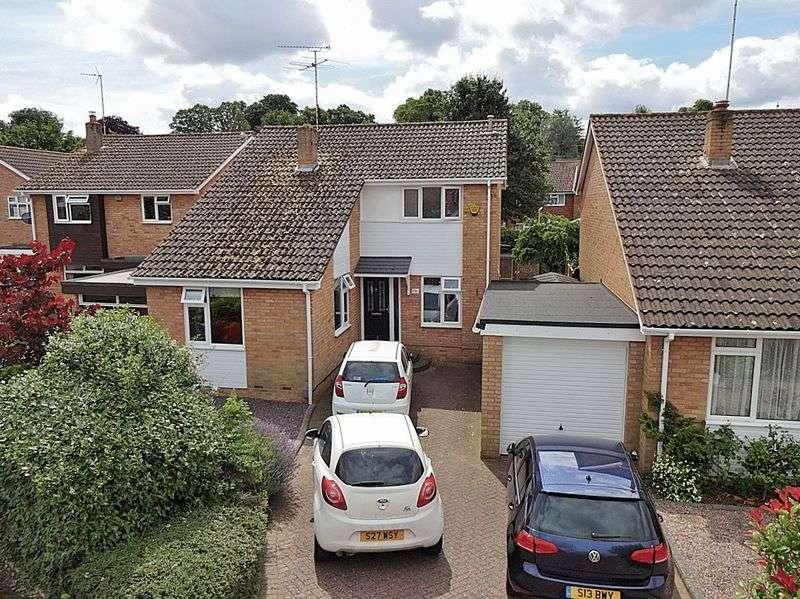 4 Bedrooms Detached House for sale in Harrow Road, Leighton Buzzard