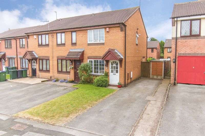 2 Bedrooms Terraced House for sale in Clary Grove, Walsall