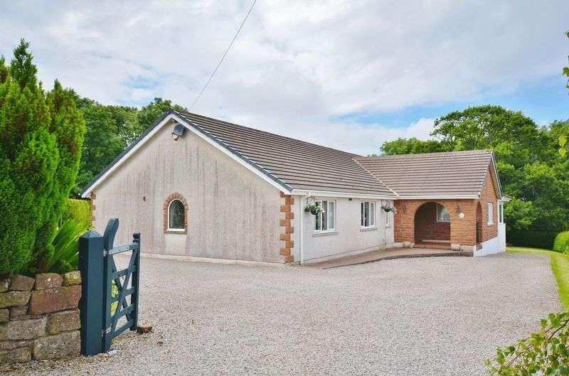 3 Bedrooms Detached Bungalow for sale in Gilgarran, Workington