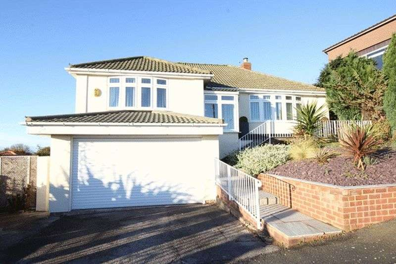 4 Bedrooms Detached House for sale in Ferns Close, Lower Heswall, Wirral