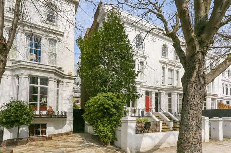 4 Bedrooms House for sale in Scarsdale Villas, Kensington, London, W8