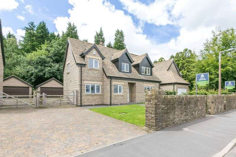 3 Bedrooms Detached House for sale in Stoney Brow, Roby Mill, WN8 0QE