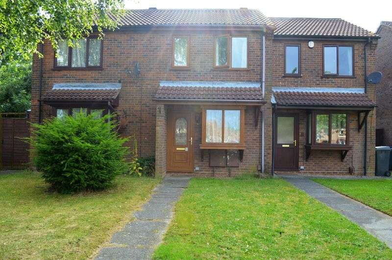 2 Bedrooms House for sale in Bramble Court, BRACEBRIDGE HEATH