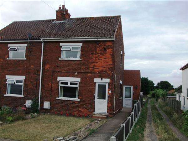 3 Bedrooms Semi Detached House for sale in Brigg Road, Wressle, Brigg
