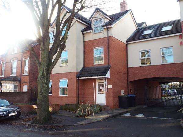 2 Bedrooms Apartment Flat for sale in Great Western Court, The Avenue, Birmingham