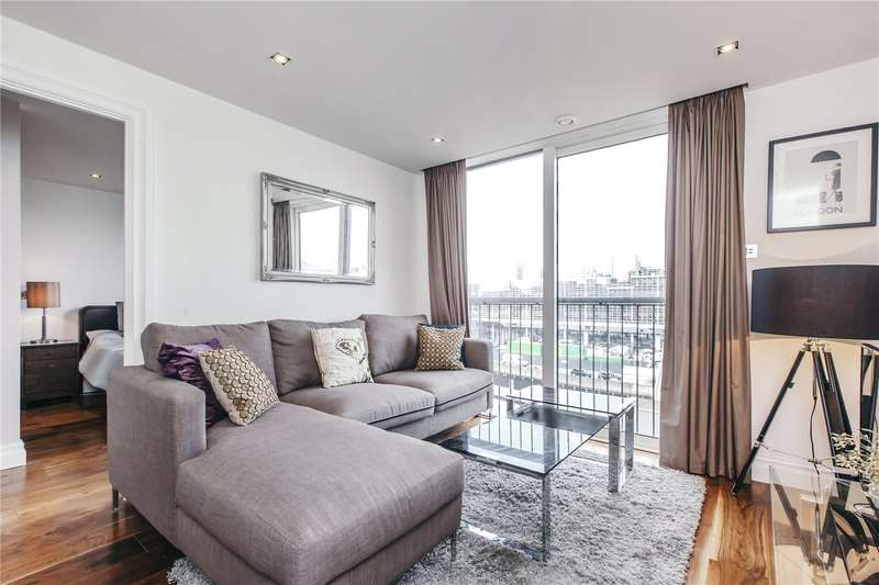 2 Bedrooms Flat for sale in Hansum building, Bridge Place, London, SW1V