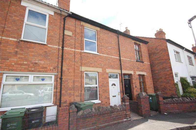 2 Bedrooms Terraced House for sale in Flag Meadow Walk, Barbourne, Worcester