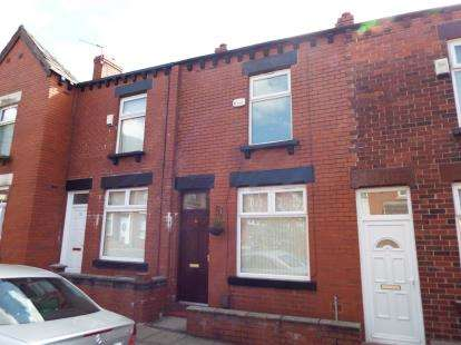 2 Bedrooms Terraced House for sale in Chaucer Street, Halliwell, Bolton, Greater Manchester, BL1