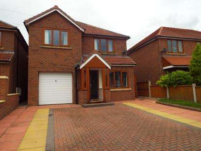 4 Bedrooms Detached House for sale in Gaw Hill Lane, Aughton, Ormskirk, West Lancashire, L39