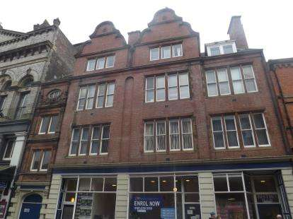 3 Bedrooms Flat for sale in Rehearsal Rooms, 115-119 Westgate Road, Newcastle upon Tyne, Tyne and Wear, NE1