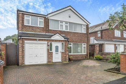 5 Bedrooms Detached House for sale in South Dale, Penketh, Warrington, Cheshire, WA5