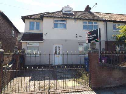 4 Bedrooms Semi Detached House for sale in Courthope Road, Liverpool, Merseyside, L4