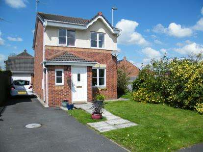 3 Bedrooms Detached House for sale in Pinewood Road, Winsford, Cheshire, CW7